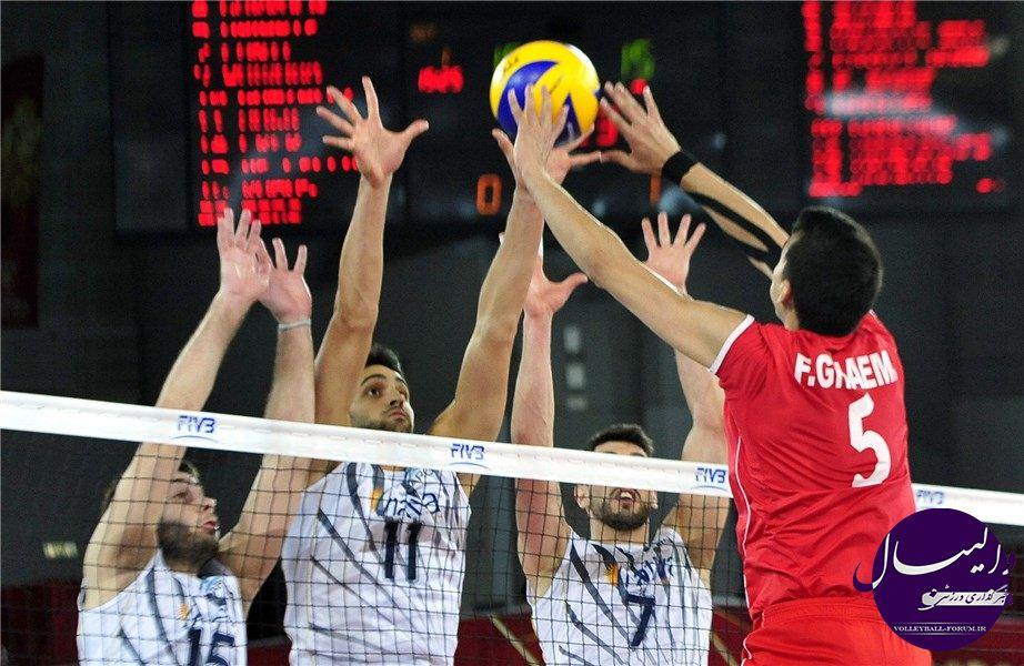 اختصاصی:پیش بازی ایران-المان :ایران به دنبال برد و صعود به جمع 4 تیم برتر جهان