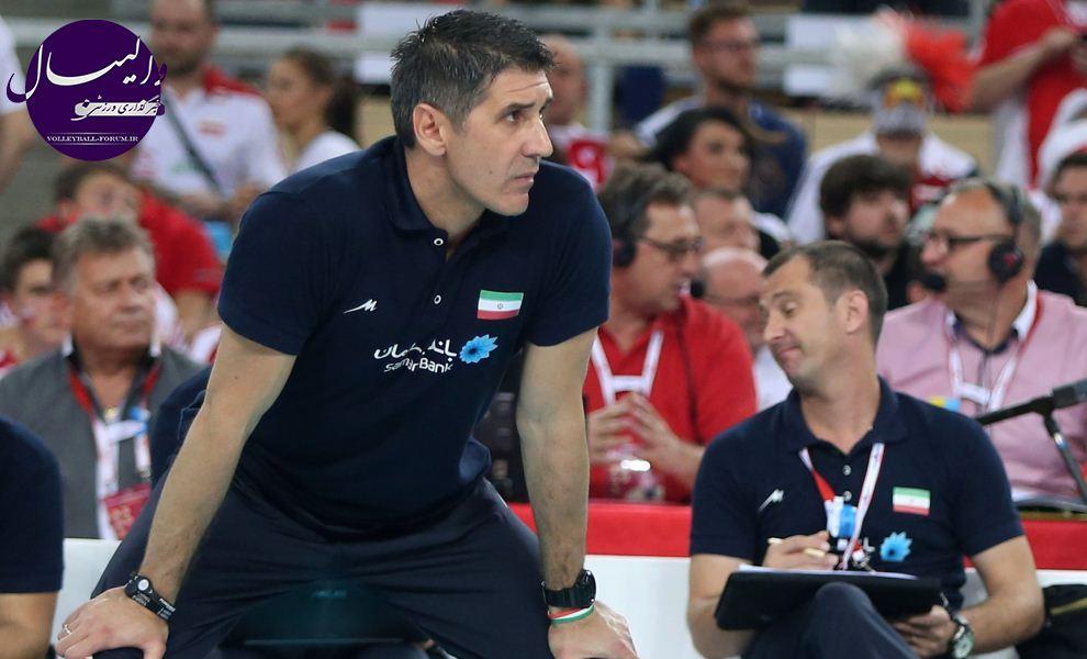 گزارش تصویری دیدار تیم ملی والیبال ایران و لهستان /قسمت سوم!