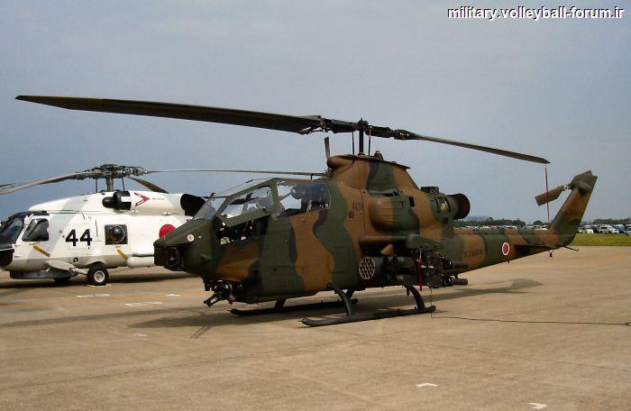 آشنایی با هلیکوپتر کبرا AH-1،شکارچی نام آشنا تانک های عراقی !