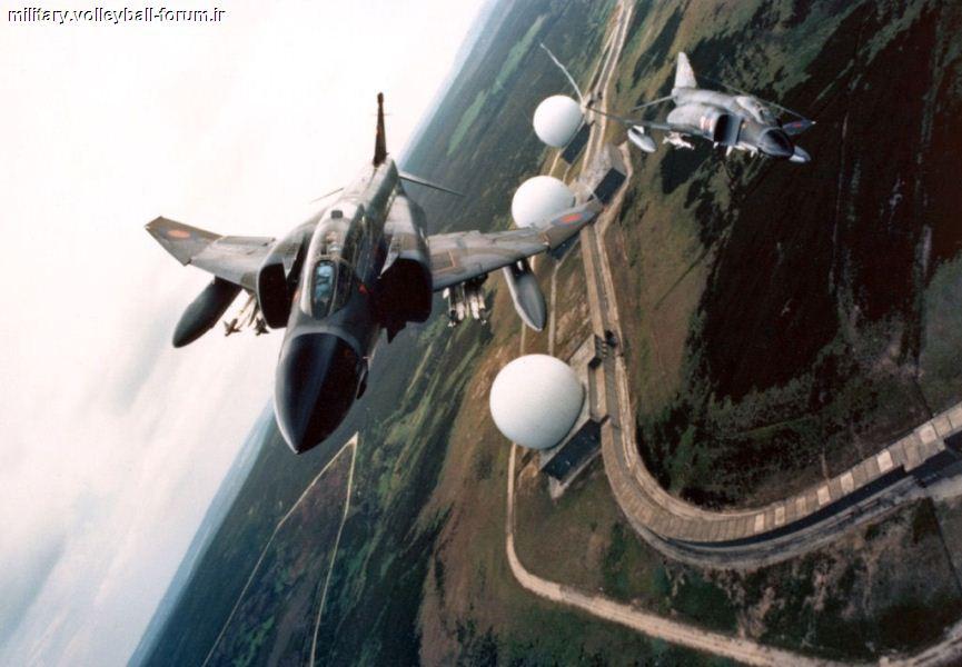 آشنایی با جنگنده F-4 Phantom II،شبح آسمان ها !