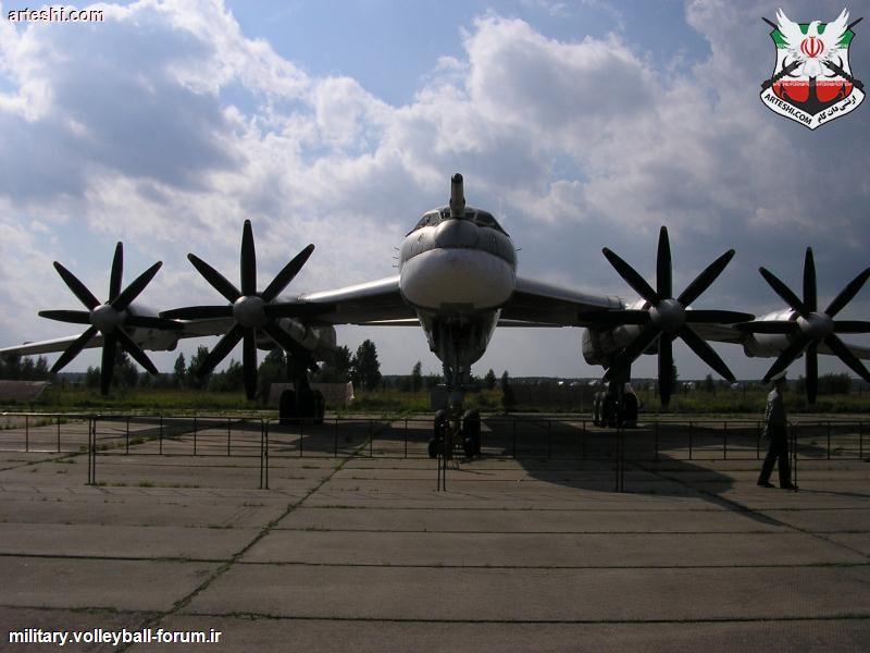 معرفی کامل بمب افکن دوربرد توپولف 95 معروف به خرس پرنده !