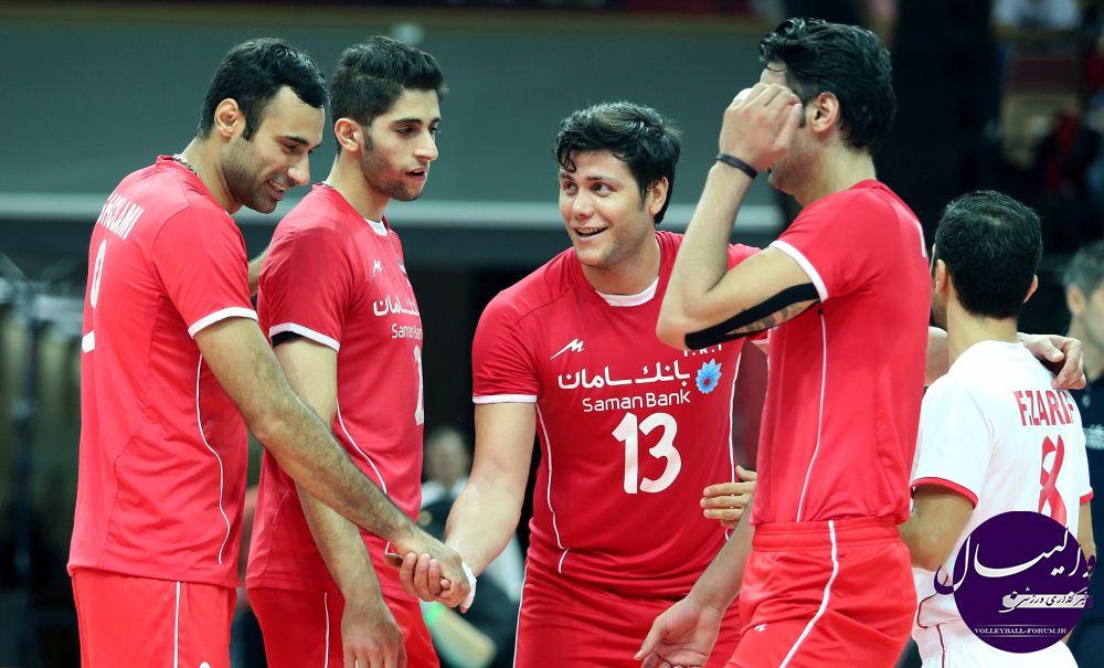 رده بندی نهایی تیم ها در جام هجدهم /ایران در مکان ششم رقابت ها !