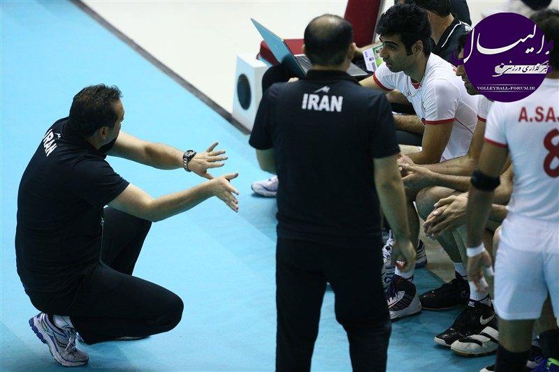 حسین معدنی: انتظار دارم تیمم بهتر بازی کند/ کار راحتی برای قهرمانی نداریم