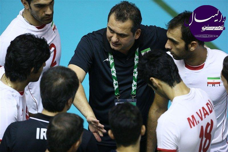 حسین معدنی بعداز قهرمانی: با تیم سوممان آمدیم و قهرمان شدیم/ نشان دادیم والیبال ایران چه پتانسیلی دارد !