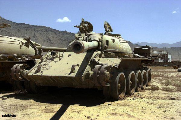 گورستان نظامی بگرام افغانستان / پایگاه ابرقدرت ها !