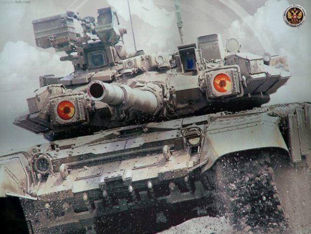 مقیاسه بین دو تانک برتر روسیه و آمریکا ؛ T-90 VS M1Abramaz