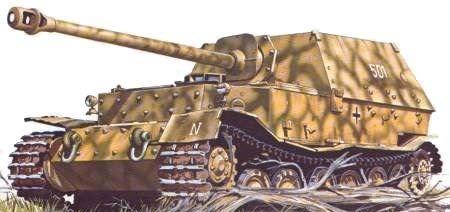 معرفی ضد تانک سنگین فردیناند ، فیل جنگی آلمان نازی