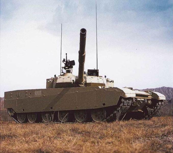 معرفی MBT-3000 تانک آینده ارتش آزادی بخش خلق