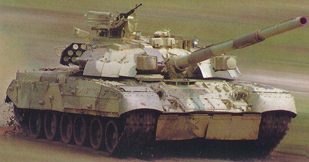 معرفی تانک تی ۸۴ (T-84) ؛ MBT کشور اکراین