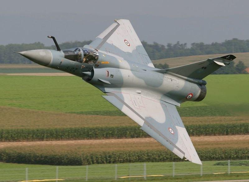 میراژ 2000 سی ارتش فرانسه