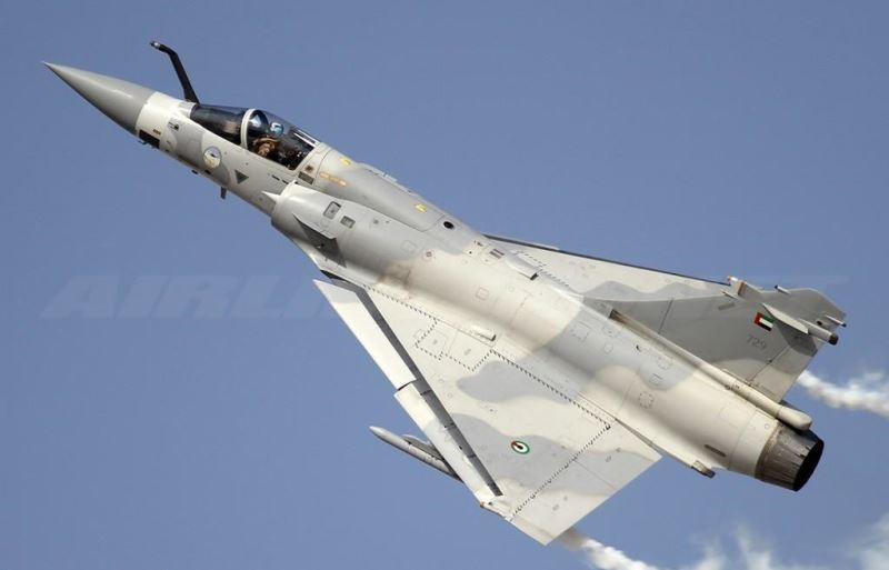 میراژ2000 سری 9  ارتش امارات