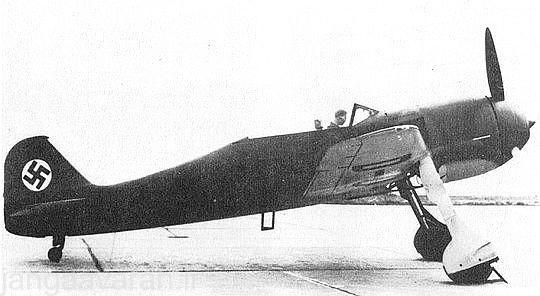 یکی از پیش نمونه های 190