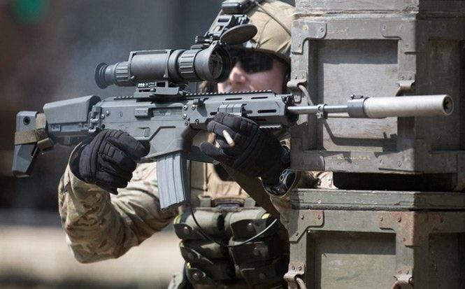 معرفی سلاح هجومی MSBS 556 Radon