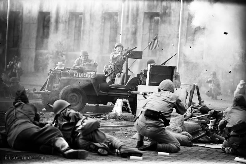 داستان شنیدینی از عجیب ترین نبرد جنگ جهانی دوم !