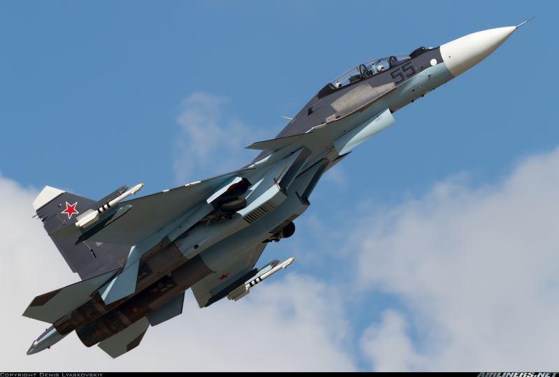 معرفی جنگنده Su-30SM مولتی رول همه کاره
