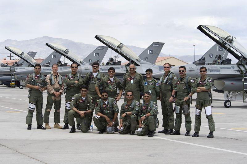 معرفی نیروی هوایی ارتش پاکستان