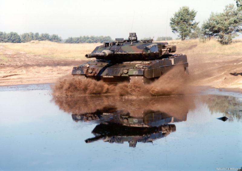 معرفی تانک افسانه ای Leopard 2 - شامل تمامی نسخه ها