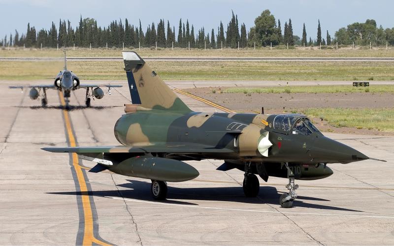 معرفی جنگنده ميراژ 5 سراب ؛ جنگنده ضربتی شرکت داسو