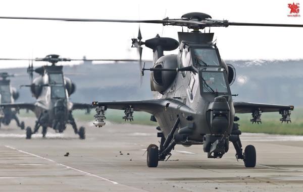 معرفی بالگرد تهاجمی Z-10 ؛ بالگرد تهاجمی ارتش چین