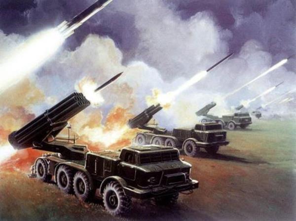 معرفی راکت اندازه های مخوف اوراگان و اسمرچ