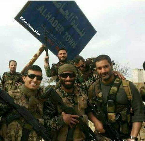 بررسی موردی عملیات نیروهای متحد ما در جنگ سوریه