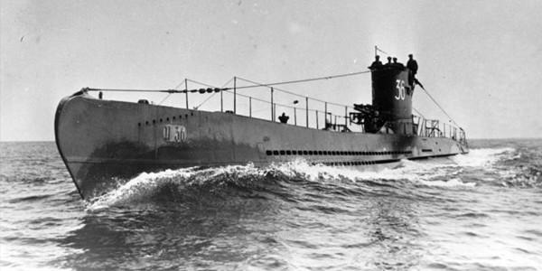 شلیک موشک بالستیک از زیردریایی