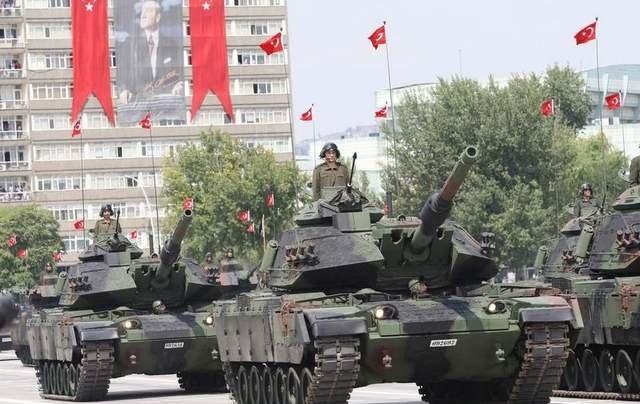 بحش نخست /آشنایی با نیروی زرهی ارتش ترکیه