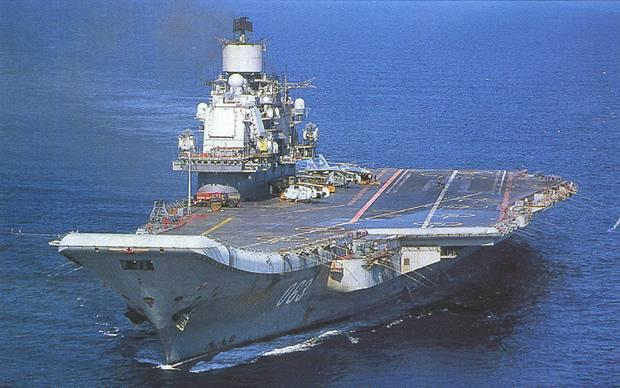 نگاهی دوباره به ناوگان نیروی دریایی روسیه ؛ پیر و خســـــته اما همچنان قدرتمــند