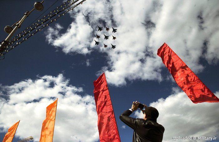 تصاویر / بزرگترین رژه پیروزی ارتش سرخ بر آلمان نازی+ویدیو