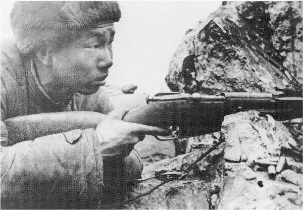 تک تیرانداز ژانگ تائوفنگ