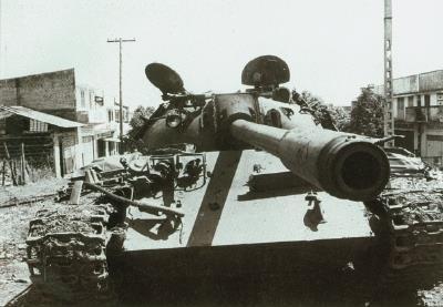 معرفی تانک T-55 ساخت شوروی سابق