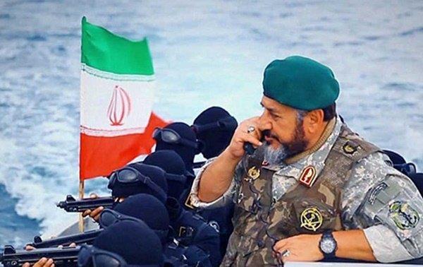 زندگی نامه شهید محمد نظری ، فرمانده نیروی ویژه دریایی سپاه