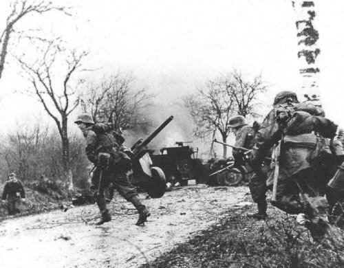 تهاجم آردنن ؛ آخرین فرصت هیتلر برای جلوگیری از پیشروی متفقین