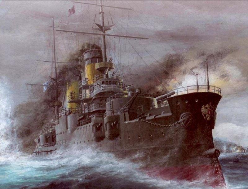 بخش نخست / جنگ های روسیه – ژاپن ؛ طلوع امپراتوری آفتاب