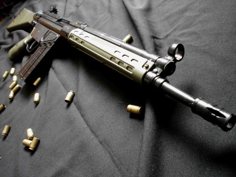 معرفی سلاح هجومی ژ3 (HK G3) / توپ دستی ایرانی ها در جنگ تحمیلی +ویدیو