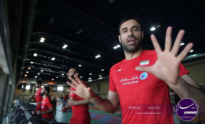 سجادی: پاداش معوقه ملی پوشان والیبال هفته آینده پرداخت میشود
