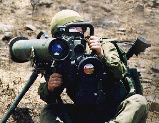معرفی موشک ضد تانک اسپایک (spike missile ) / نیزه ضد تانک رژیم صهیونستی+تصاویر