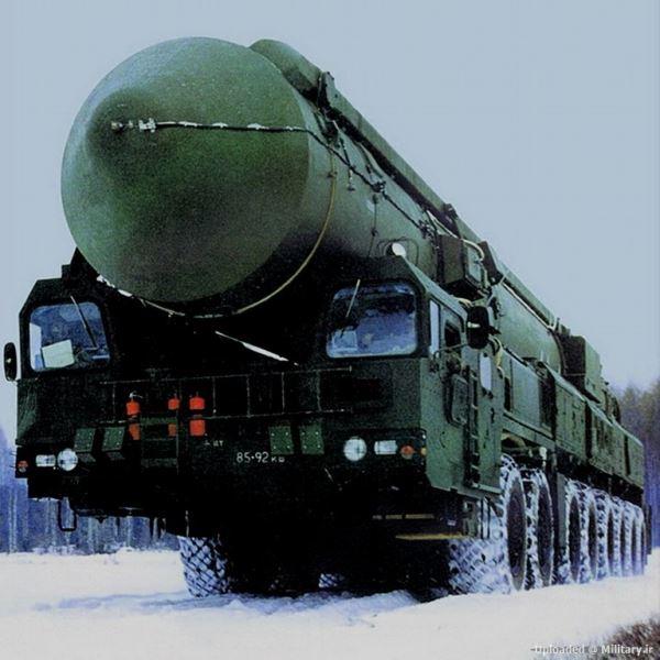معرفی ساختار نیروهای استراتژیک موشکی فدراسیون روسیه !