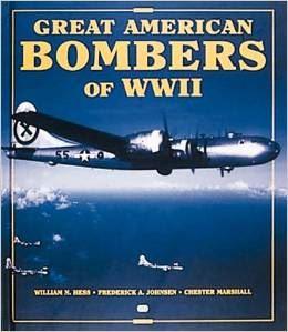 کتاب بمب افکن های استراتژیک جنگ جهانی دوم