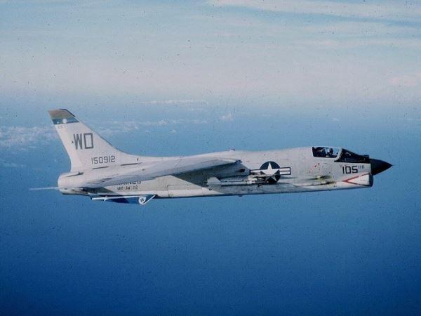 معرفی جنگنده ووت اف-۸ کروسیدر ؛ جنگجوی صلیبی یانکی ها