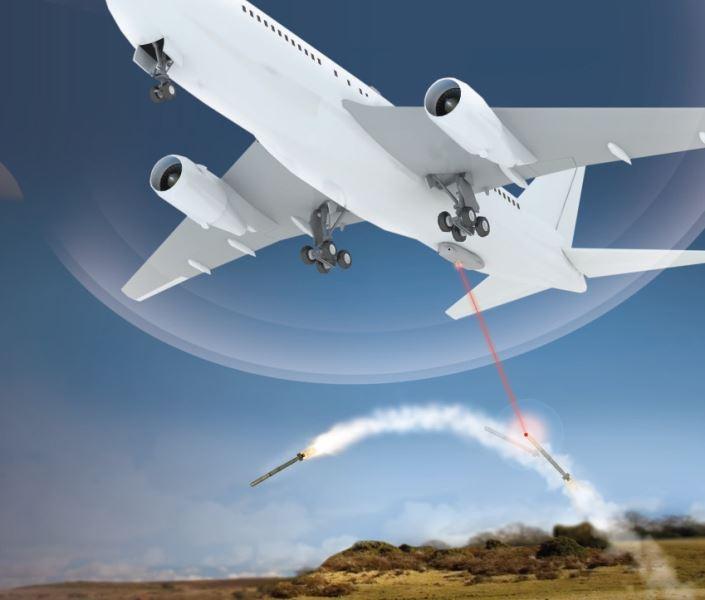 معرفی سیستم لیزری ضد دوشپرتاب سپر آسمان