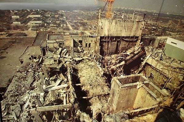 بخش نخست / برفراز آسمان چرنوبیل مروری فاجعه اتمی شوروی !