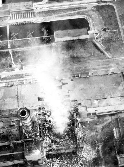 بخش دوم و پایانی / برفراز آسمان چرنوبیل مروری فاجعه اتمی شوروی !
