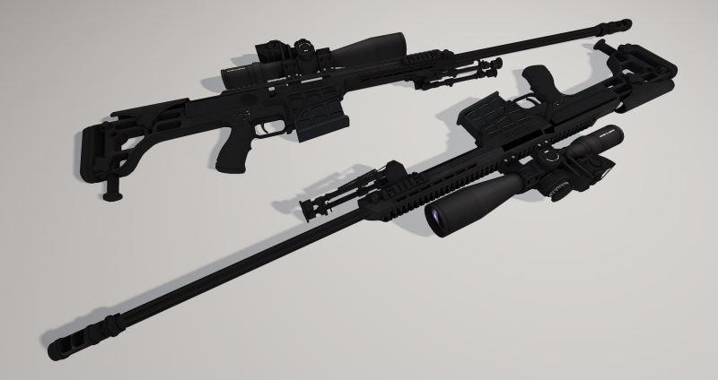 معرفی اسلحه تک تیر انداز M98B ساخت آمریکا