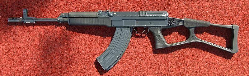 معرفی تفنگ هجومی مدل ۵۸ ساخت جمهوری چکسلواکی سابق