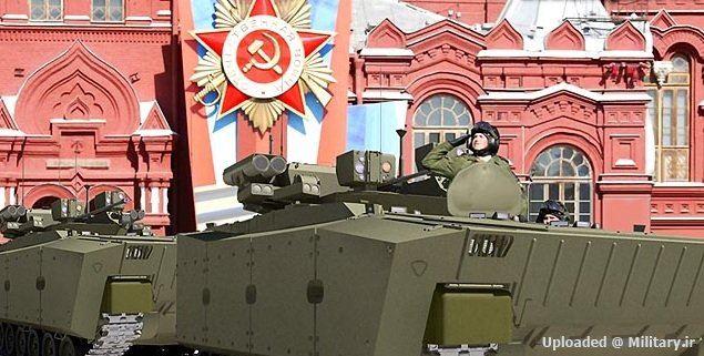 بخش نخست / معرفی Kurganets ؛ پلفترم اصلی نیروی زرهی فدراسیون روسیه