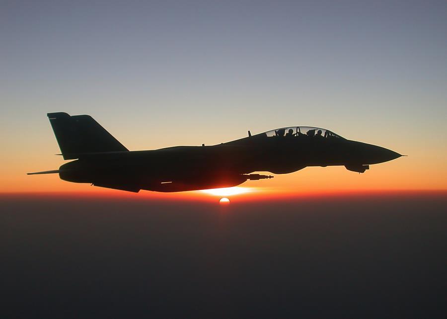 تصاویر جنگنده اف 14 تامکت