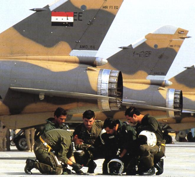 ماجرای حمله میراژ های نیروی هوای عراق به نیروگاه برق نکا