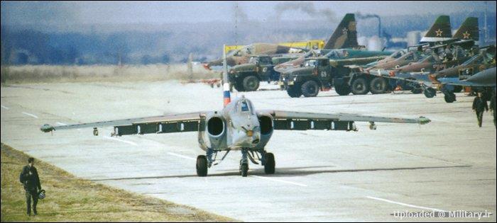 بخش نخست / بررسی عملکرد Su-25 فراگ فوت در جنگ افغانستان