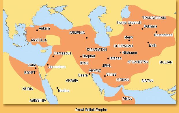 بخش نخست / صنعت و هنر در عصر امپراطوری سلجوقیان
